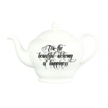 Beautiful Alchemy Teapot