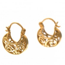 Classic Ajoure Earrings