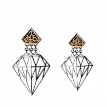 Statuette Earrings